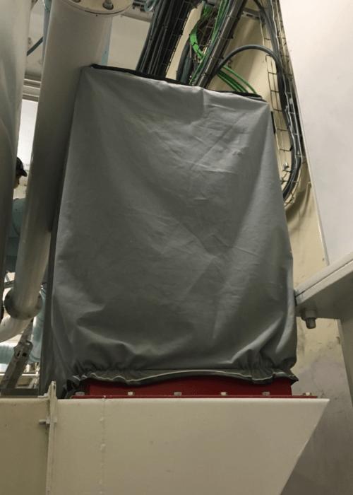 Venteo sin llama Indoorvent EXL Rectangular 4