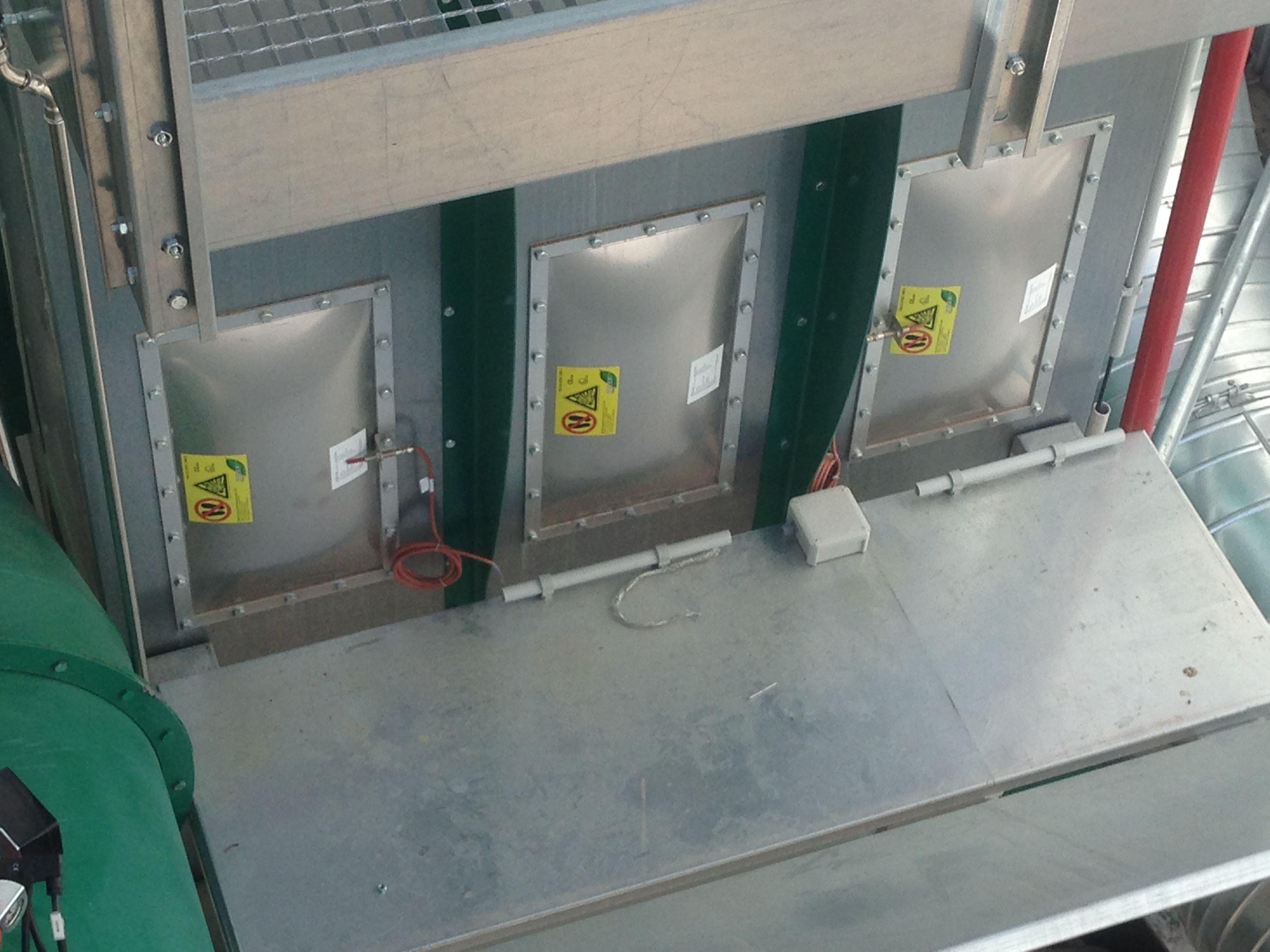 Paneles de venteo contra explosiones 4